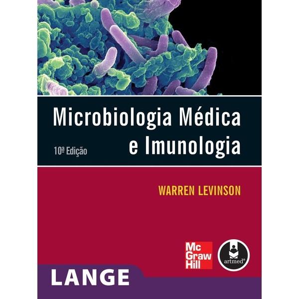 Microbiologia Médica e Imunologia 10 ª edição