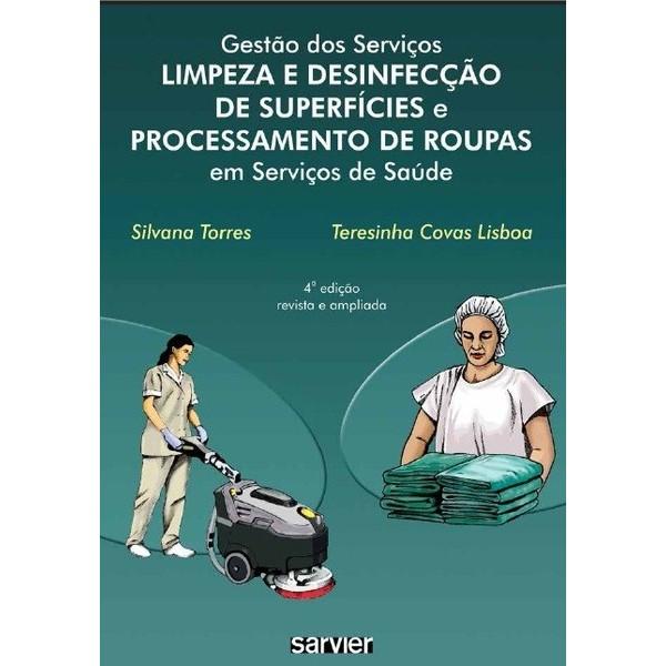 Limpeza de Desinfecção de Superfícies e Processamento de Roupas