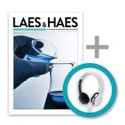 LAES&HAES ( 2 ANOS + HEADPHONE GRÁTIS) Sujeito à disponibilidade de estoque