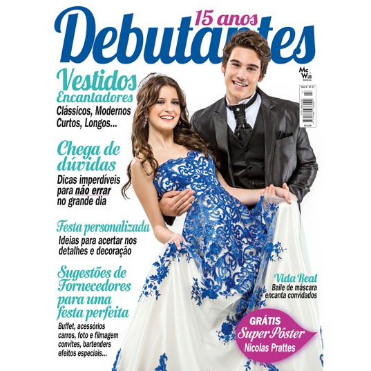 Debutantes Especial Noivas&Noivos nº 27