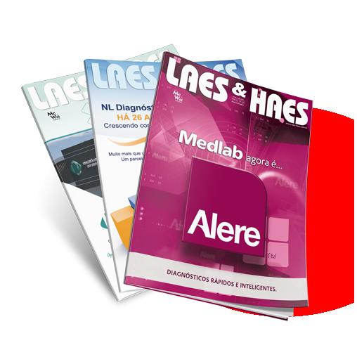 LAES&HAES (assinatura exterior anual - US$ 200,00)