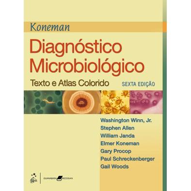 Diagnóstico Microbiológico 6ª edição