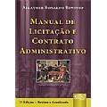 Manual de Licitação e Contrato Administrativo, 2a.ed., 2012