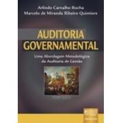 Auditoria Governamental: Uma Abordagem Metodológica da Auditoria de Gestão, 1a.ed., 2011