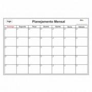 Quadro de Planejamento Mensal (Modelo 02) - Clace 1 UN