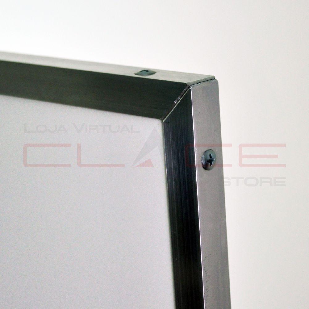 Quadro Branco Magn Tico 90 X 60 Cm