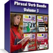 Phrasal Verb Bundle - Vol. 3