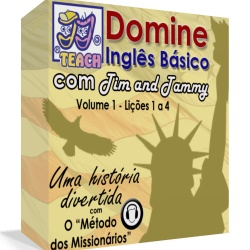 Domine Inglês Básico - Volume 1
