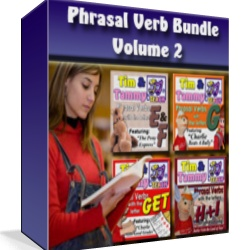 Phrasal Verb Bundle - Vol. 2
