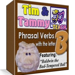 Phrasal Verbs Letra B