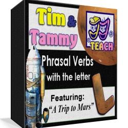 Phrasal Verbs Letra L