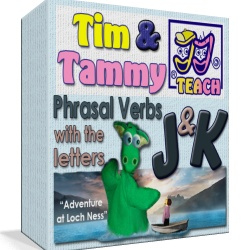 Phrasal Verbs Letras J e K