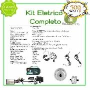 Kit Elétrico 500 Watts P/bike Bat Litio (rabeira)