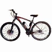 Bike Elétrica 500 Watts Aro 29 Al. Bat. De Litio Tecultra