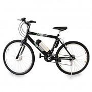 Bicicleta Elétrica Aro 26 BAT. de LITIO Tec-City v2(Boleto)