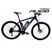 Bicicleta Elétrica Aro 29 AL. BAT. de LITIO Tec-Falcon ALIVIO