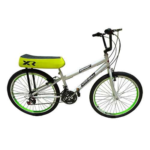 Bicicleta Rebaixada C/banco De Mobilete