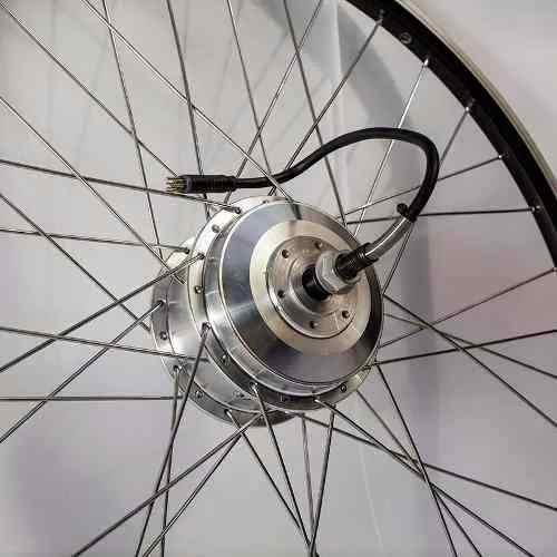 Bicicleta Elétrica A vista