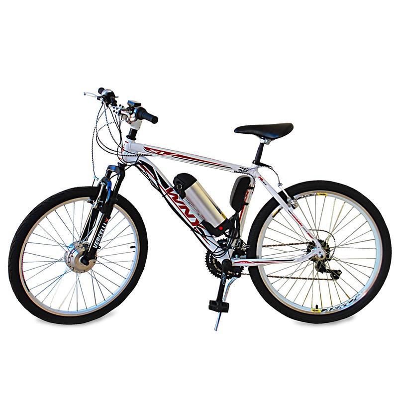 Bicicleta Elétrica Aro 26 AL. BAT. de LITIO Tec-Ultra 2018