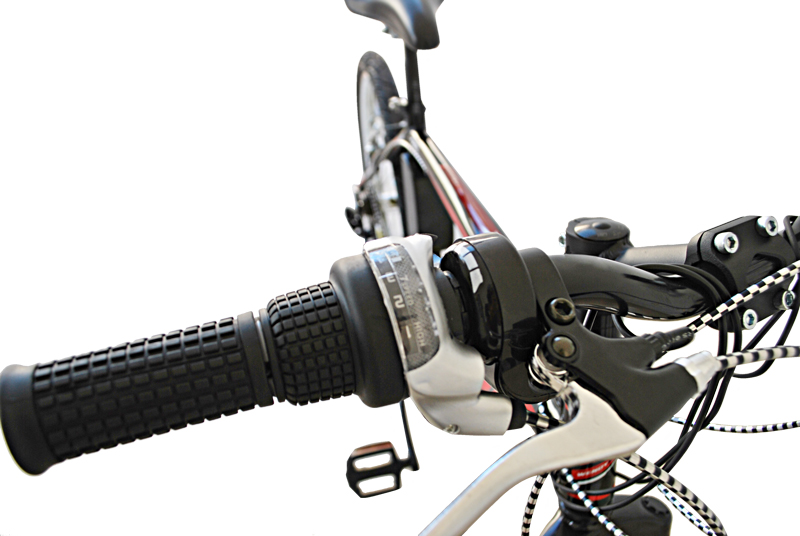 Bicicleta Elétrica Aro 26 AL. BAT. de LITIO Tec-Ultra