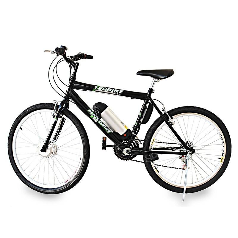 Bicicleta Elétrica Aro 26 AL. BAT. de LITIO Tec-Ultra - Negociação