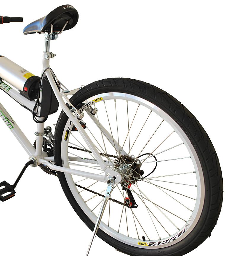 Bicicleta Elétrica Aro 26 TecStilo