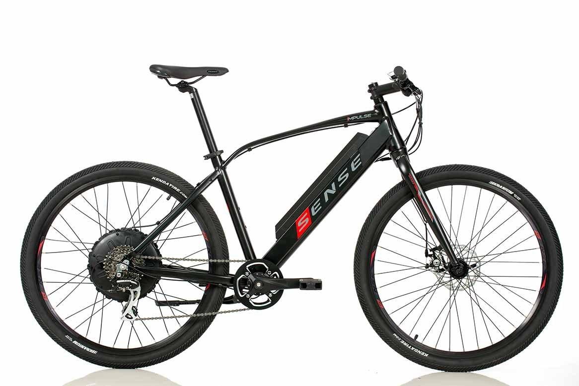Bicicleta Elétrica Sense Aro 27,5 Impulse 2018