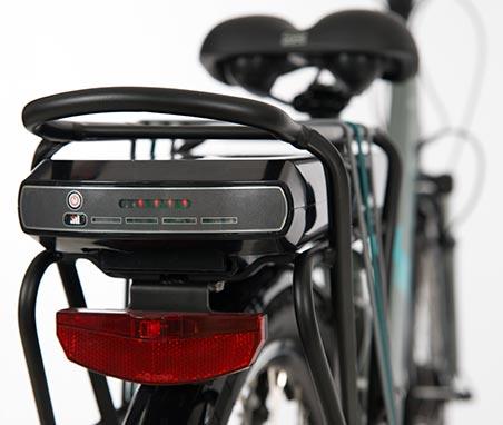 Bicicleta Elétrica Sense  Aro 26 Breeze 2018