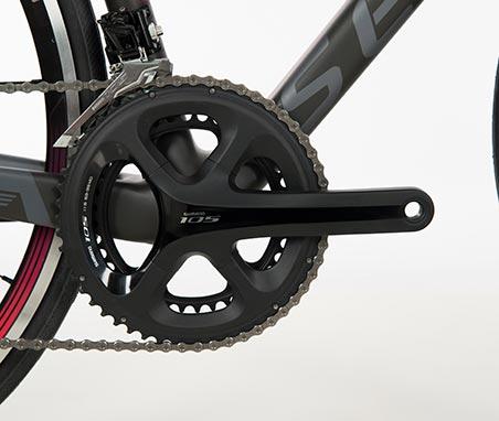 Bicicleta Estrada Sense Bikes Prologue 2018