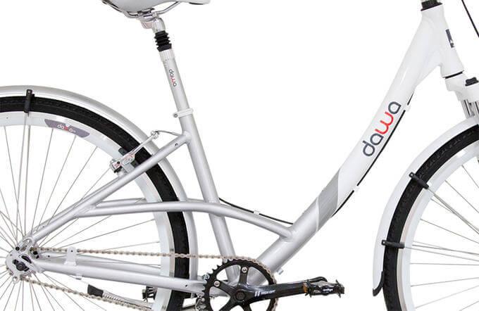 Bicicleta Fashion Dawa