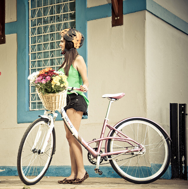 Bicicleta Fashion Dawa