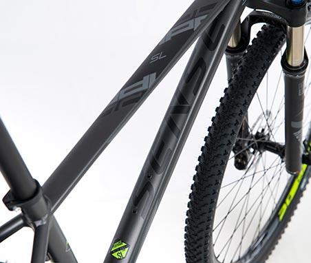 Bicicleta Moutain Bikes Aro 29 Impact SL