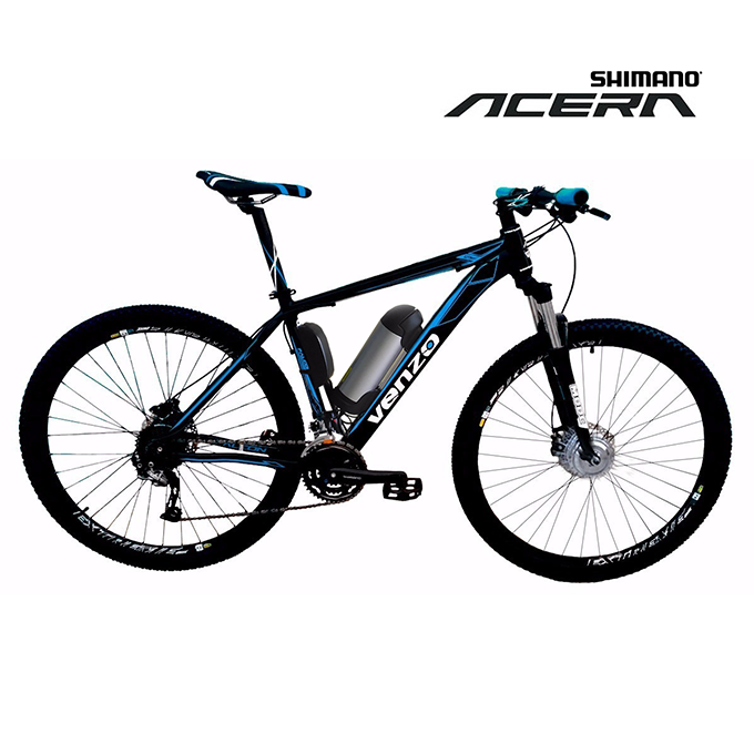 Bike Elétrica Aro 29 AL. BAT. de LITIO Tec-Falcon - 500w