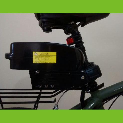 Kit Conversão Elétrica Para Bike 250w Dianteira