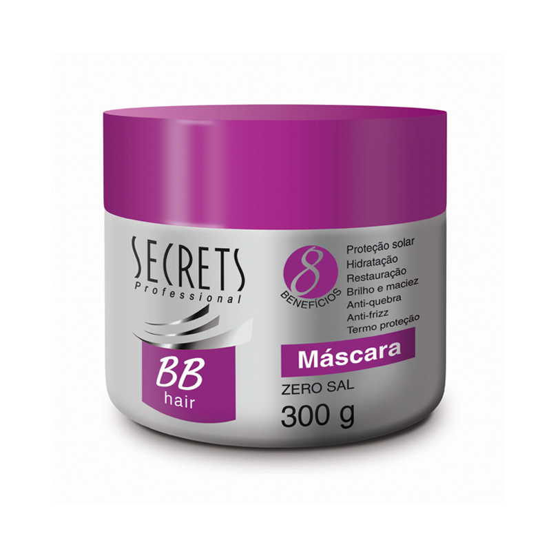 Máscara BB Hair 300g