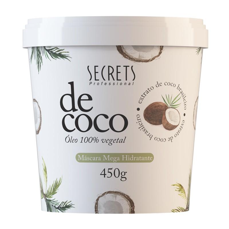 MASCARA DE COCO 450g