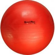 Bola suíça para pilates 55cm Gynastic Ball - vermelha - BL.01.55