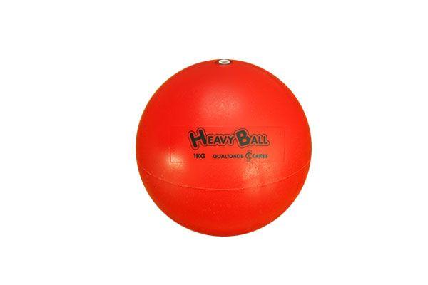 Bola para exercícios Heavy Ball 1kg  - BP.01