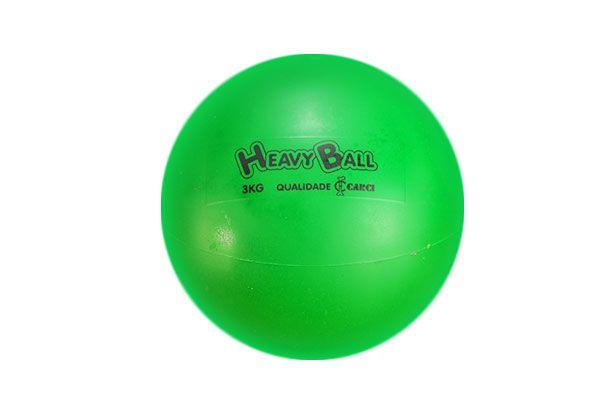 Bola para exercícios Heavy Ball 3 kg - BP.03