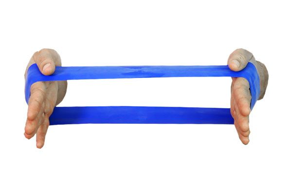 Carci Loop 45 x 10 cm - nº6 - azul - LC.01.522