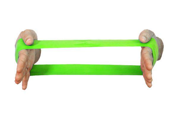 Carci Loop 45 x 10 cm - nº5 - verde - LC.01.525