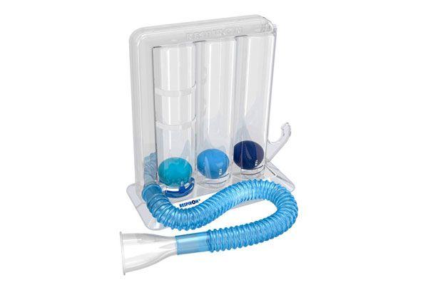 Exercitador Respiratório Respiron - 04081