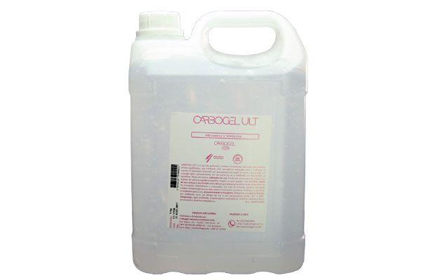 Gel para eletroterapia 5 litros - 7002