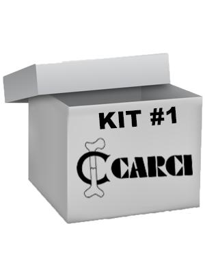 KIT #1 - Volta às aulas com a CARCI