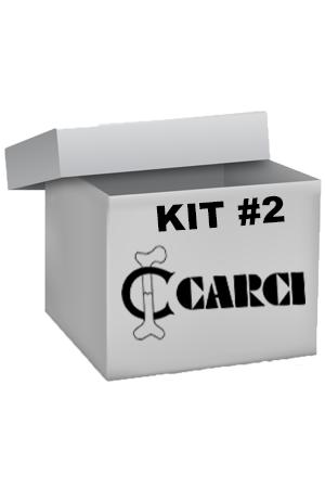 KIT #2 - Volta às aulas com a CARCI