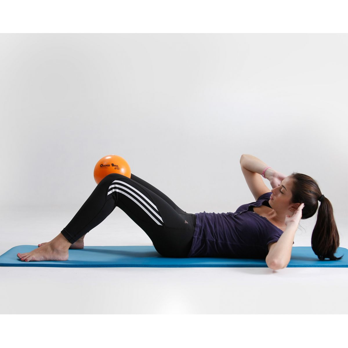 Bola para exercícios Orange Ball - BL.01.26