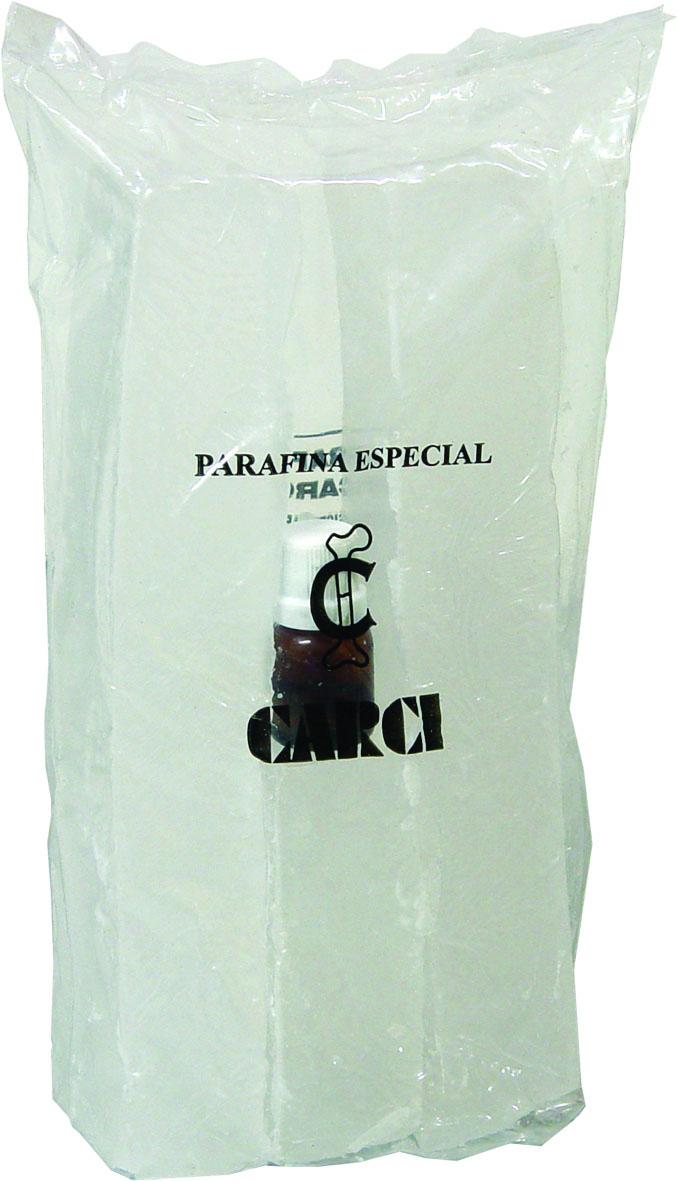 Parafina Especial - Caixa com 10 unidades
