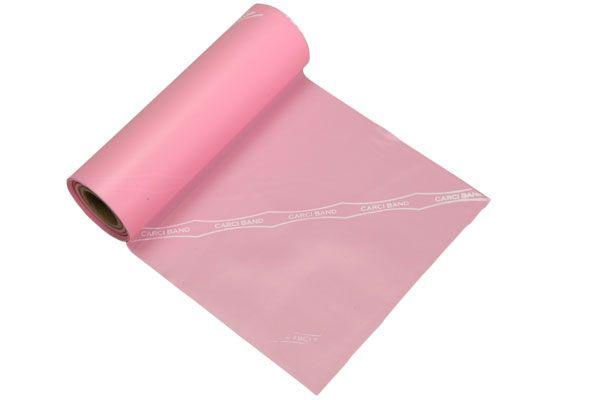 Carci Band - Rolo 5,5 m de faixa elástica - nº2 (rosa / leve) - RB.01.RO.55