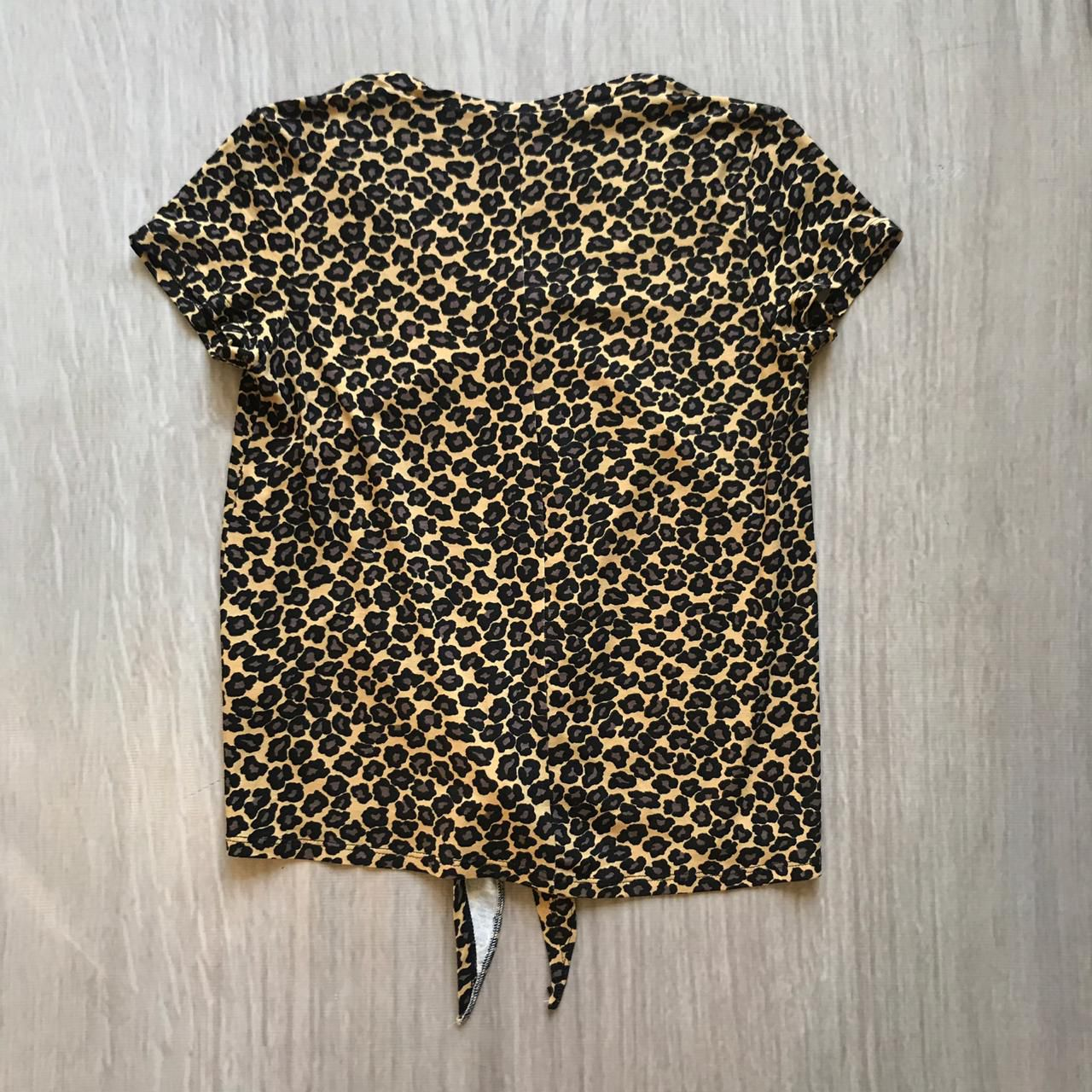 Blusa Animal Print Nózinho