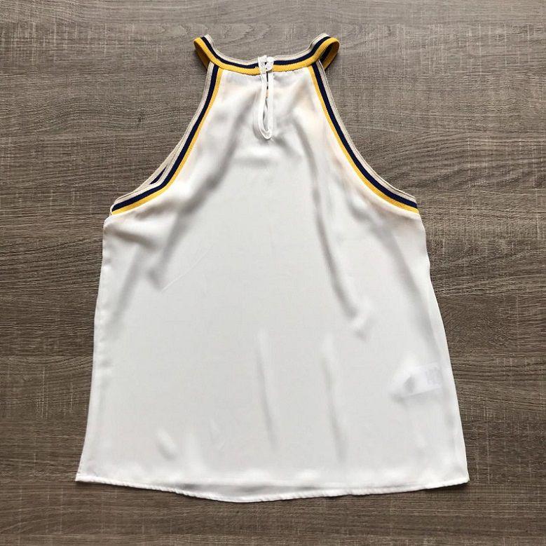Blusa Crepe Detalhe Faixa